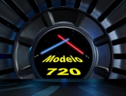 Modelo 720 lado oscuro de la fuerza