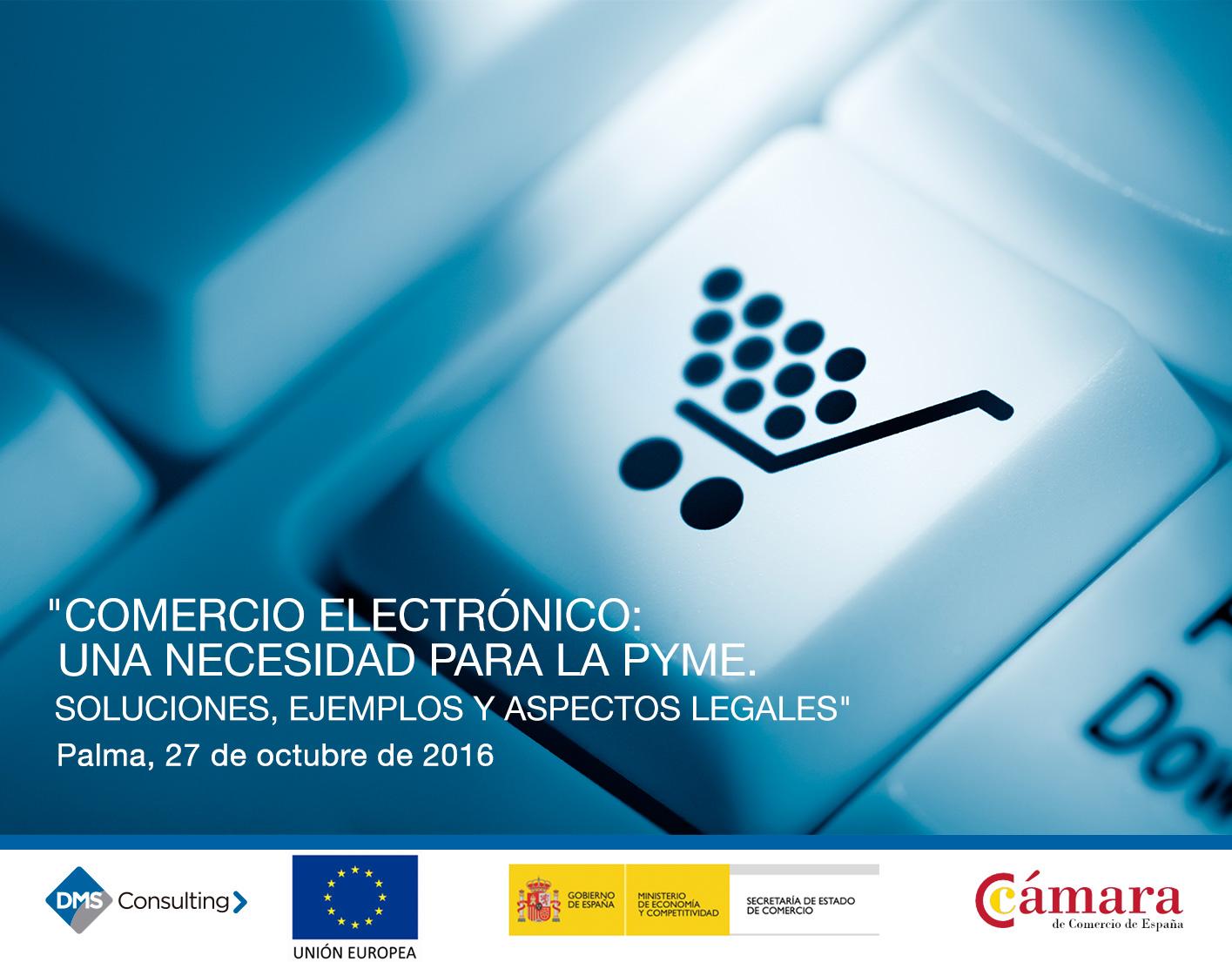 Taller de José Manuel Raya sobre comercio electrónico en la Cambra de Comerç de Mallorca