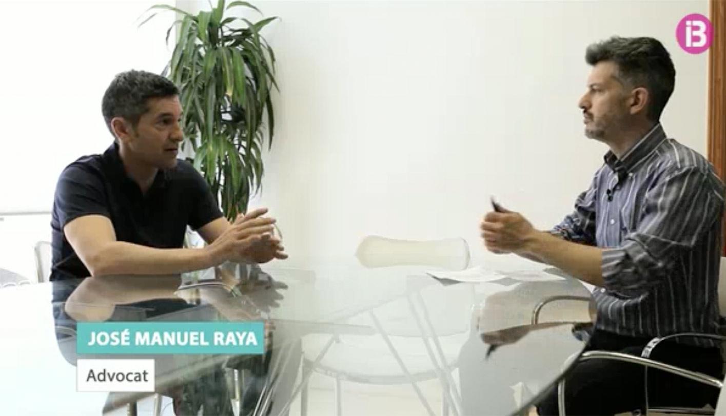 """José Manuel Raya intervé en el programa """"Tots Consumidors"""" sobre com eliminar els Spam"""