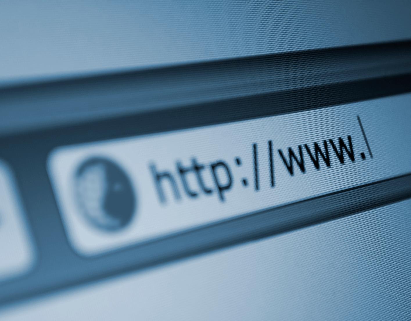 web-dominio