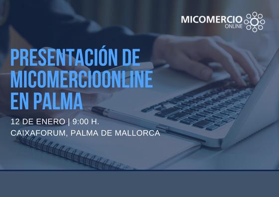 Mi Comercio Online se presenta en Palma