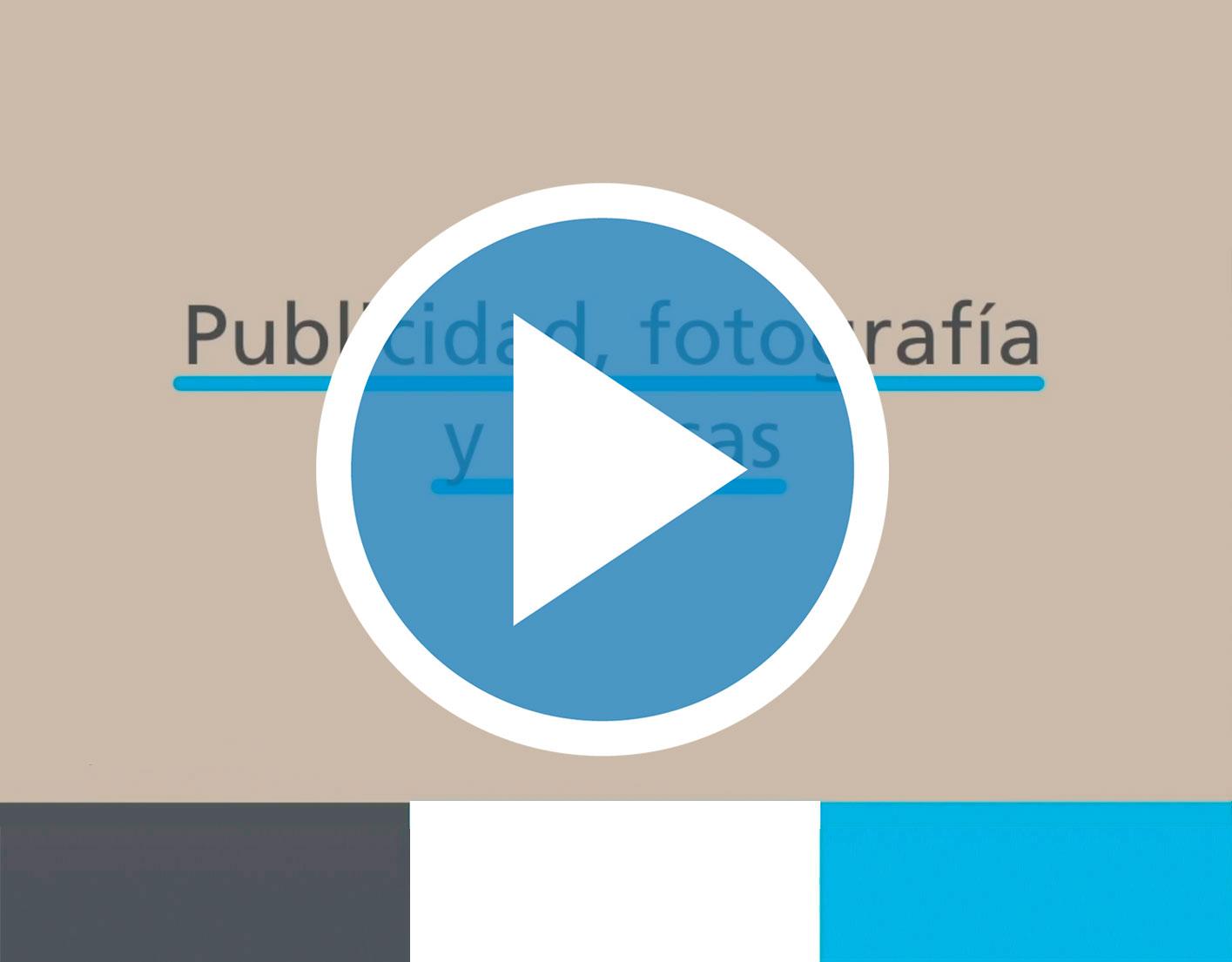 VIDEOPOST: Publicidad, fotografías y marcas