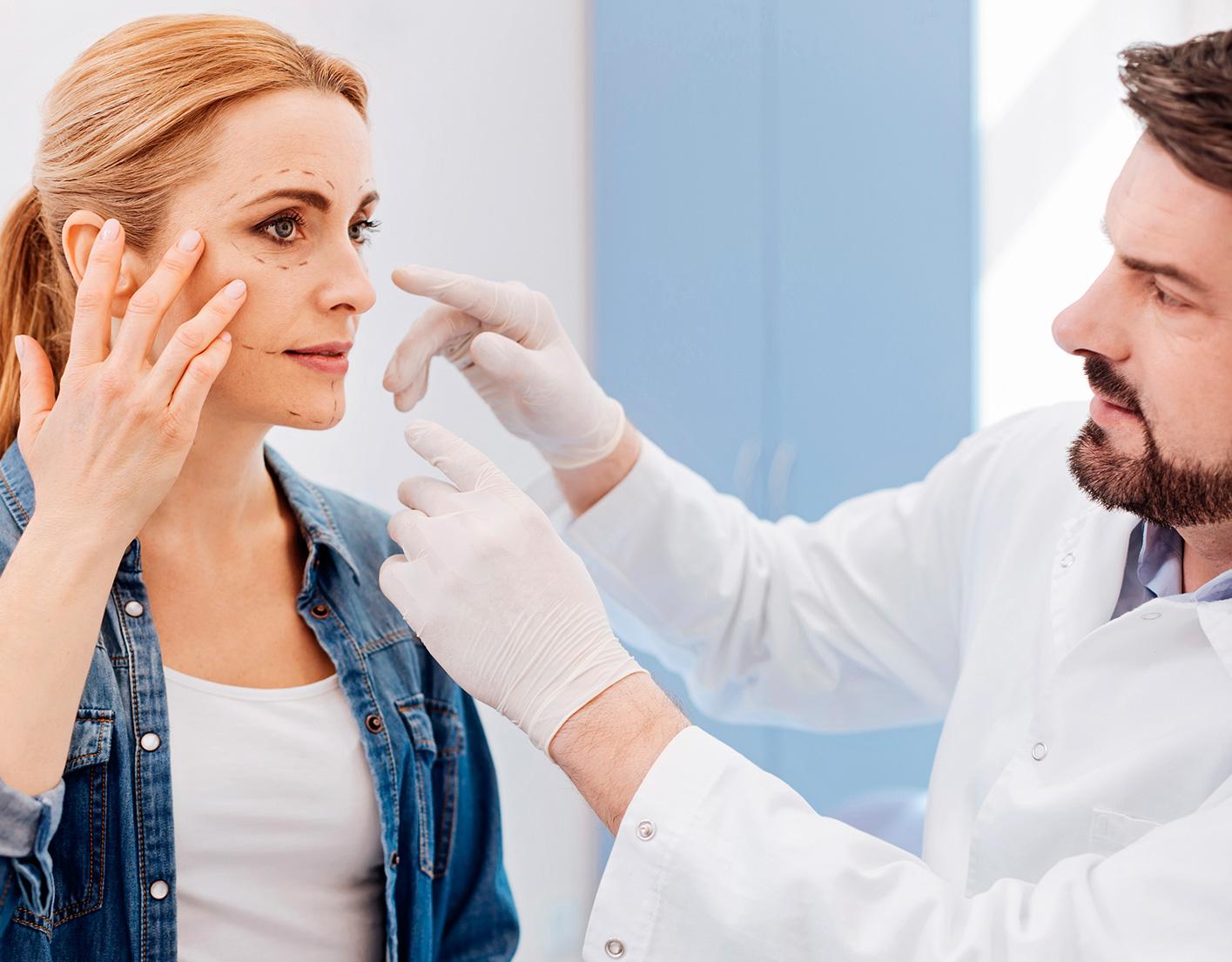 ¿Tengo derecho a cobrar por baja si me opero la vista o por estética?