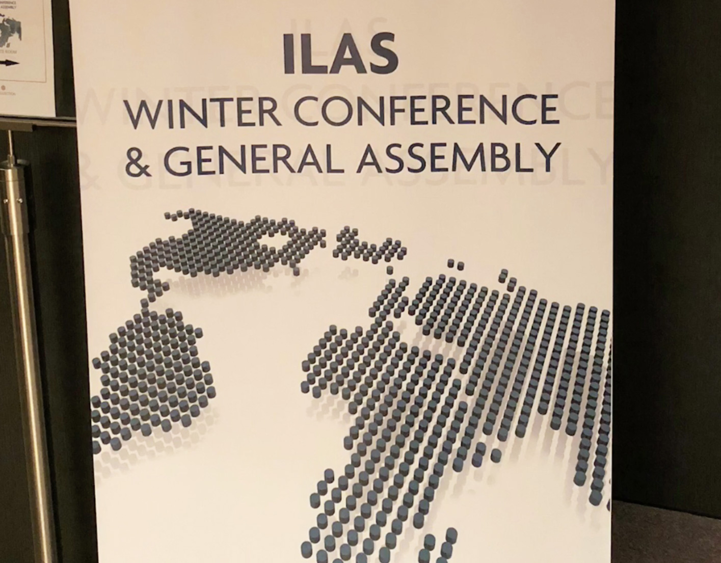 DMS Consulting has assumed the presidency of ILAS (International Legal Accounting Solutions)