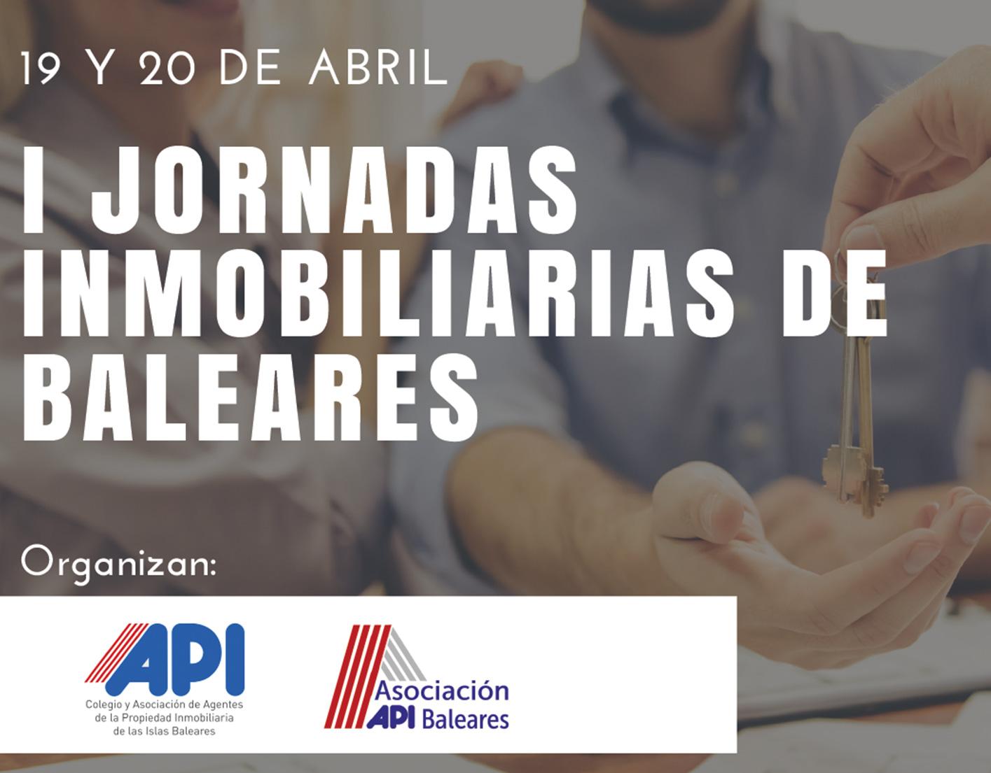 Alejandro del Campo, ponente en las primeras Jornadas Inmobiliarias de Baleares