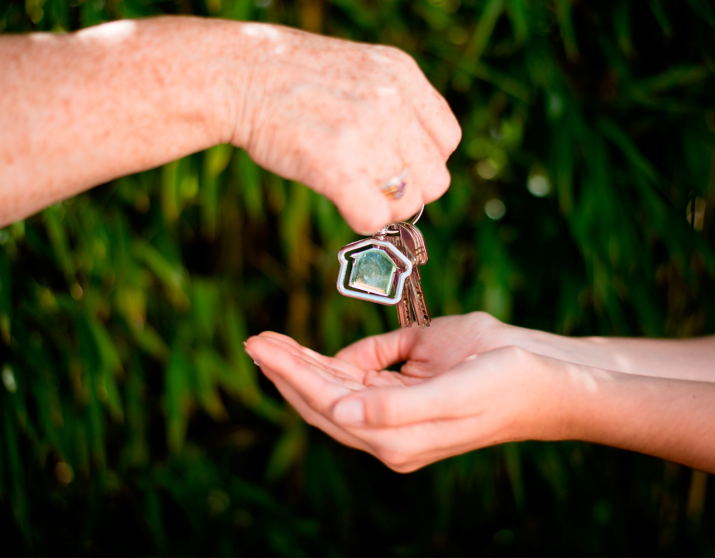 Definición: ¿Es posible la definición a nietos?