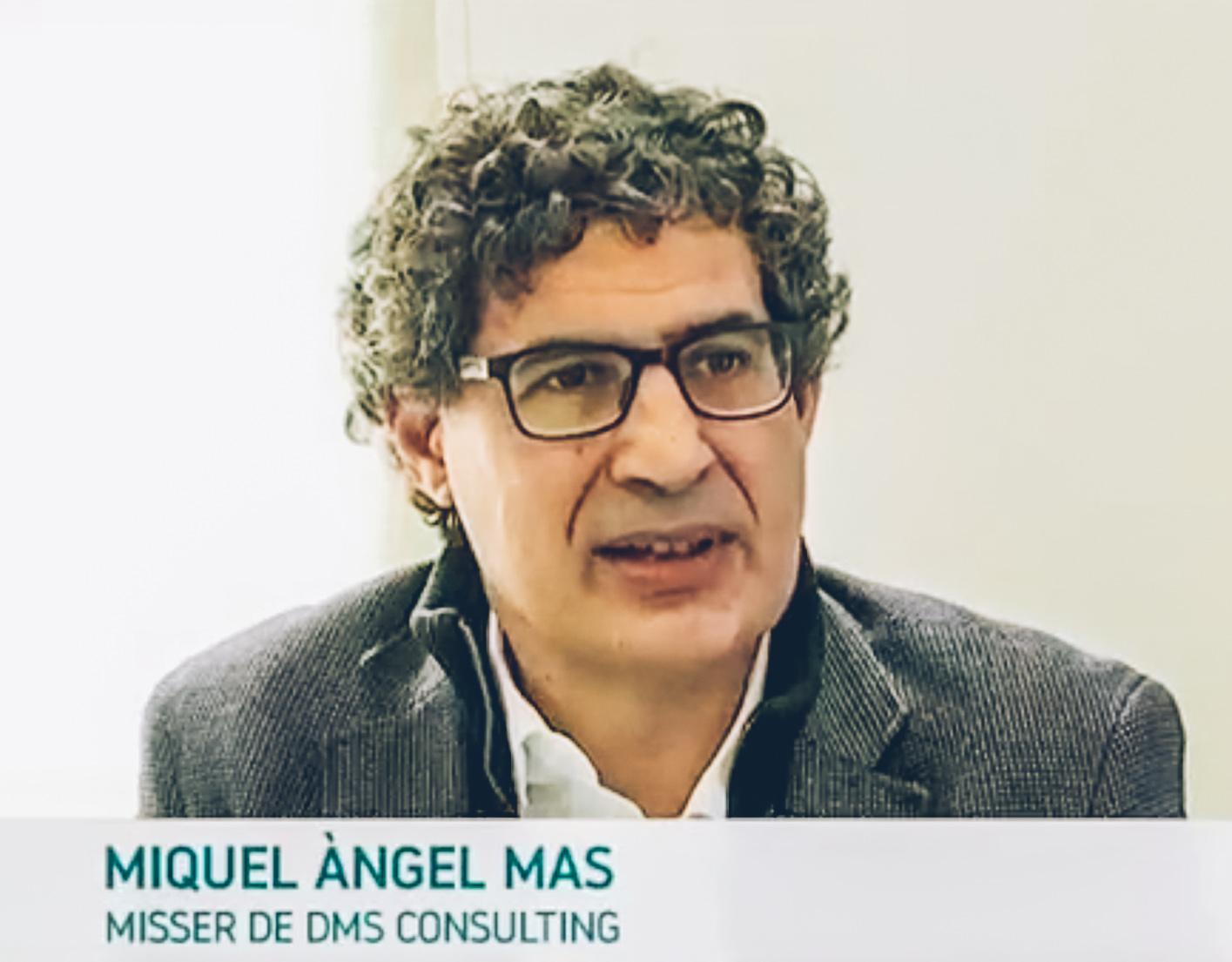 Los informativos de IB3 consultan a Miquel Àngel  Mas acerca de la nueva ley agraria