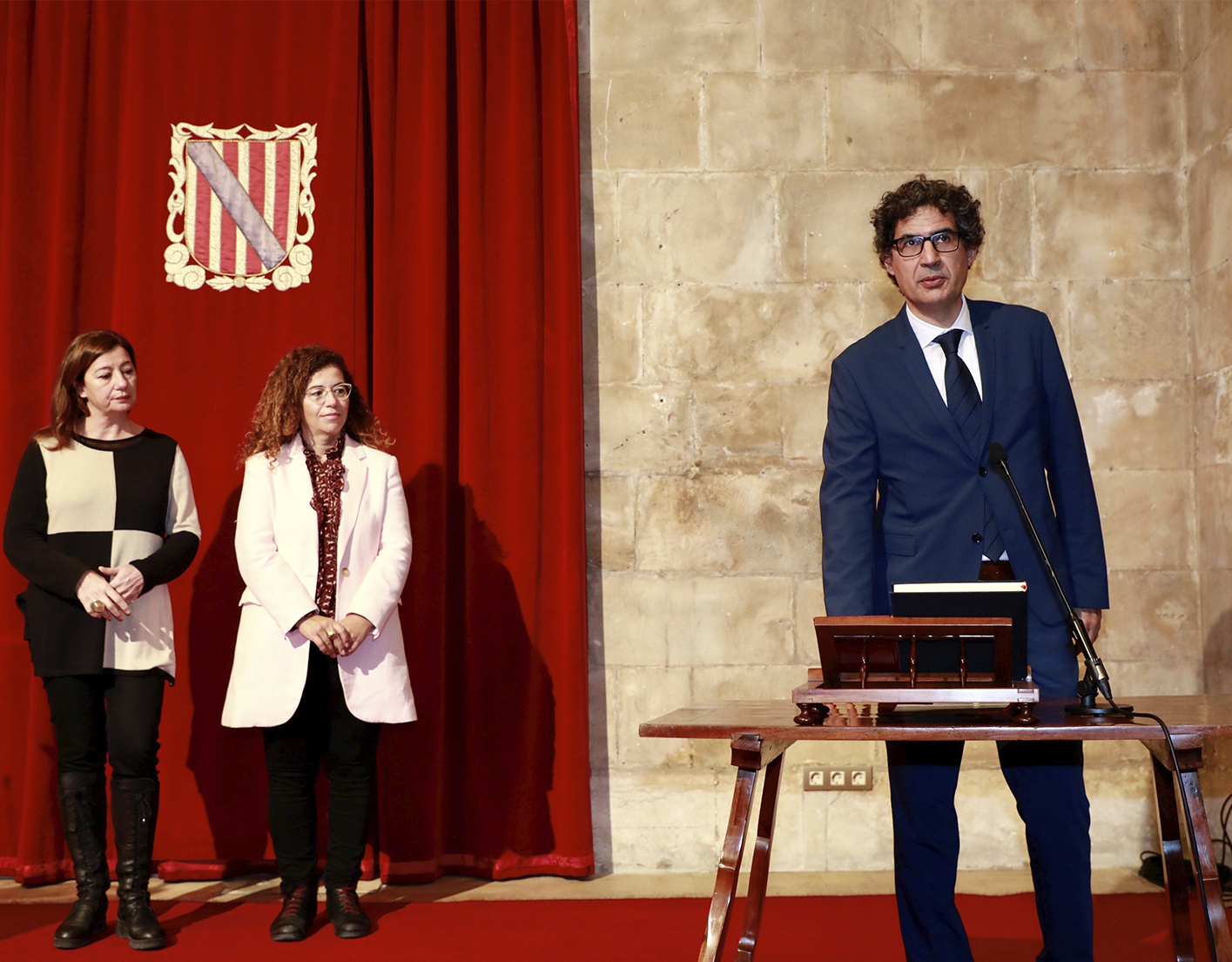 Miquel Àngel Mas renova el mandat com a membre del Consell Assessor de Dret Civil de les Illes Balears