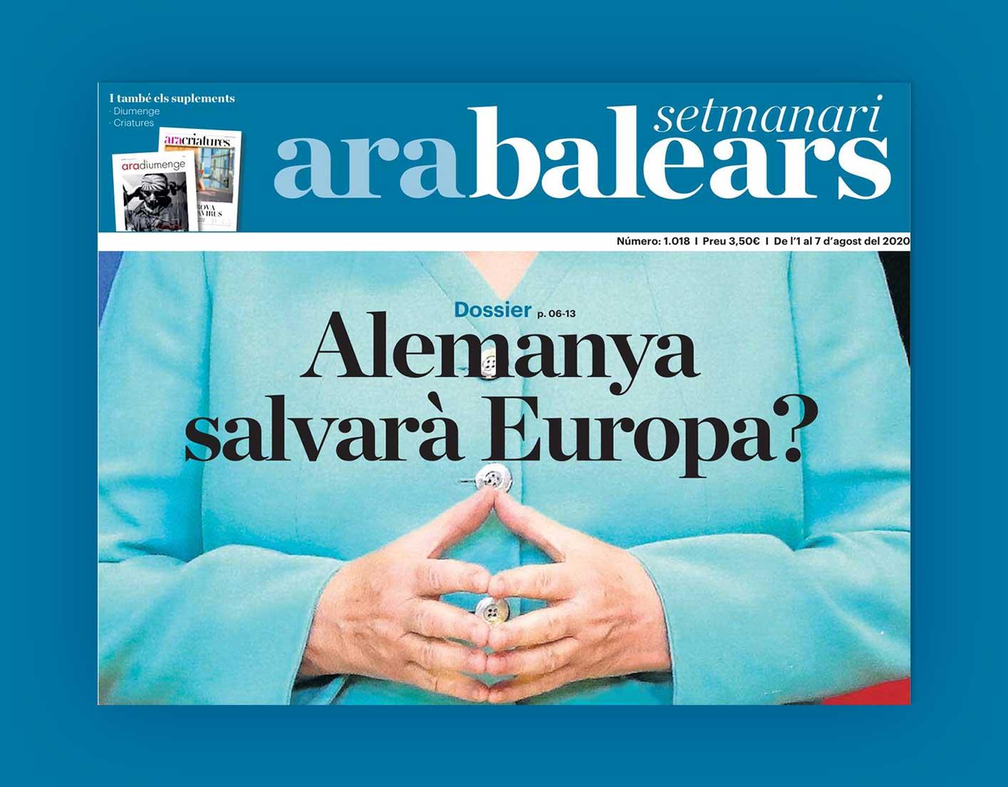 Milers d'alemanys viuen a Mallorca sense constar enlloc