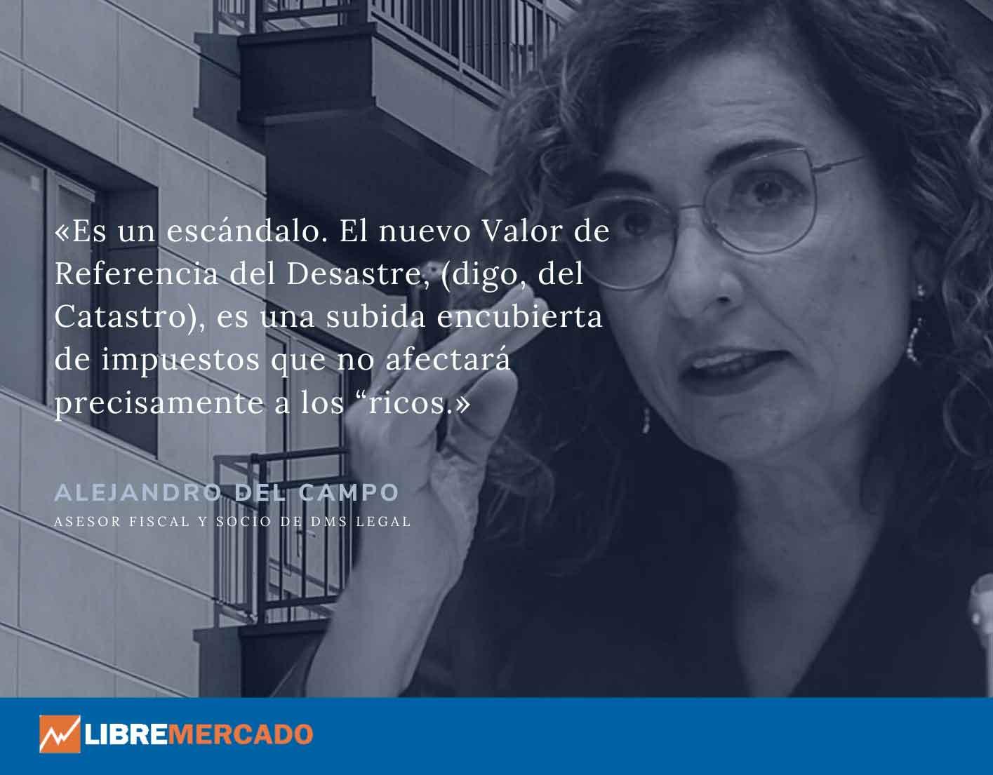 Las casas 'humildes' y sin reformar, las grandes víctimas del catastrazo de Montero.